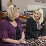 Poseta potpredsednice vlade, prof.dr. Zorane Mihajlović Sigurnoj kući